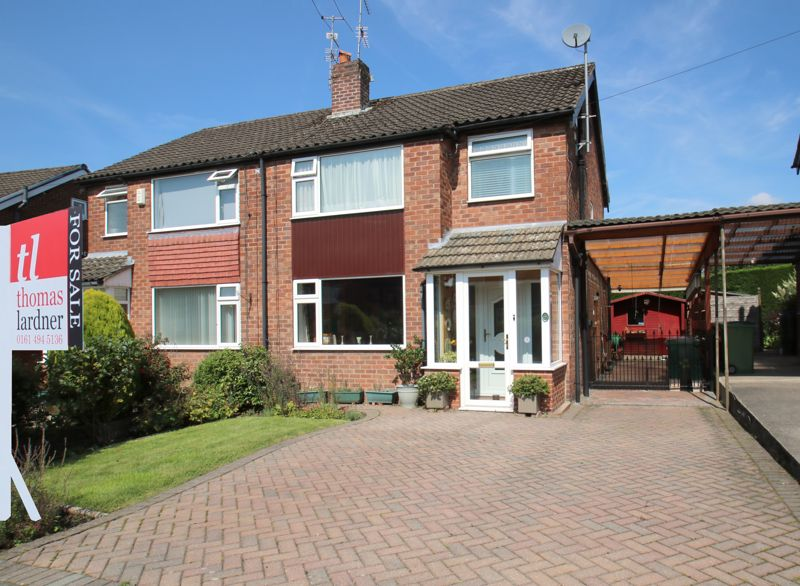 St. Andrews Close Romiley