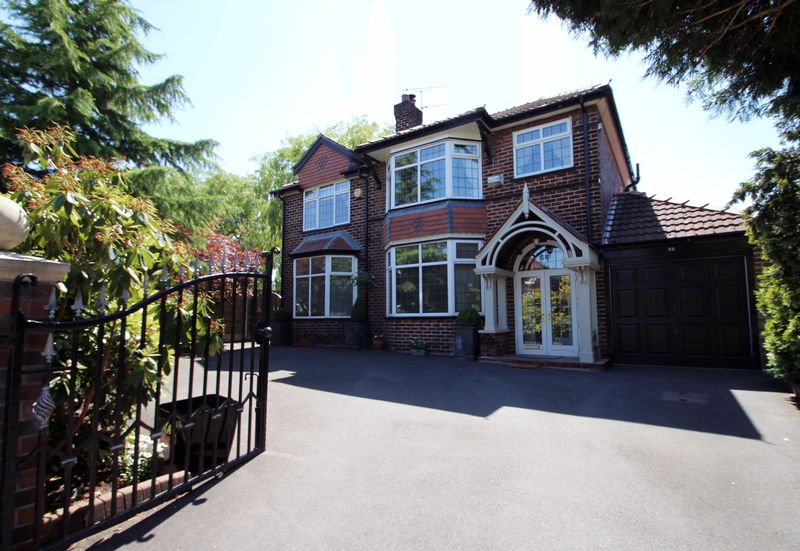 Werneth Road Woodley