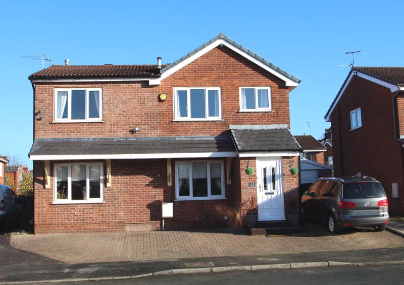 Hoxton Close Bredbury
