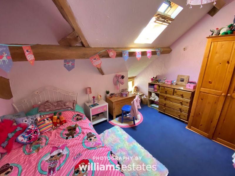 Odyn y Graig Bedroom