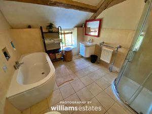 Odyn y Graig Bathroom