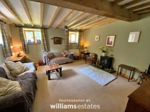 Odyn y Graig Living Room