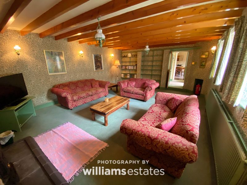 Coach-house Living Room