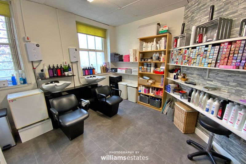 61a Staff/Stock Room