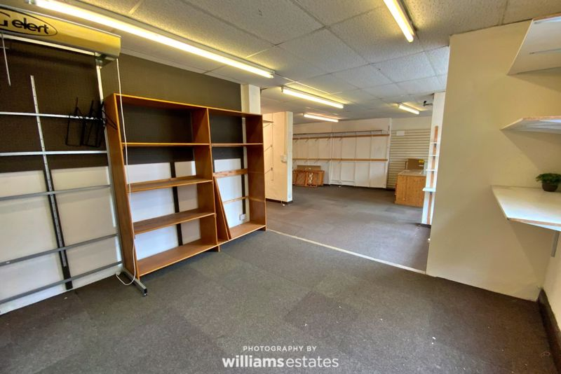 Further Shop Space