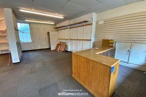 Main Shop Space