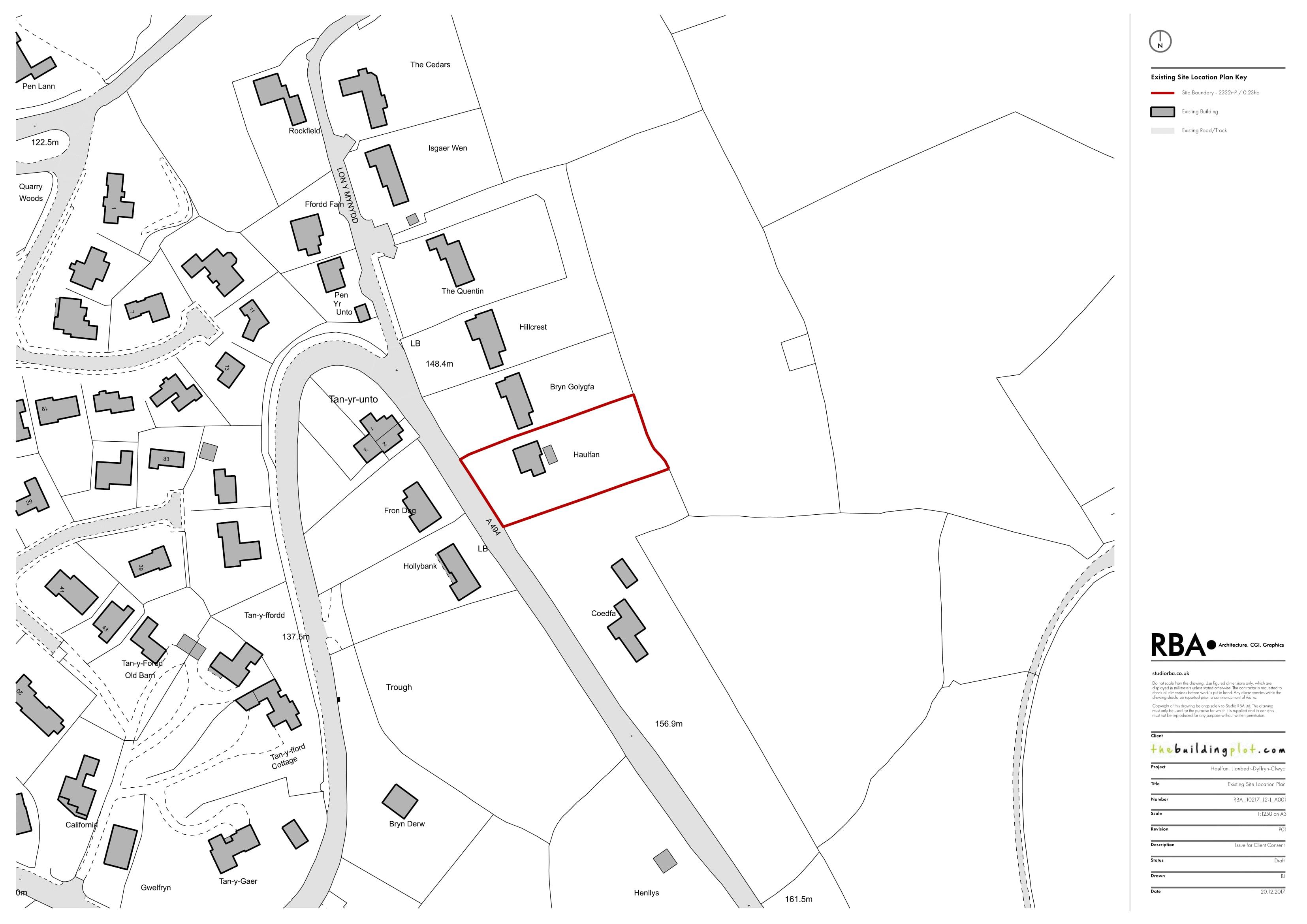 Existing Site Location
