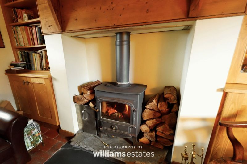 Kitchen/Diner Fire Place