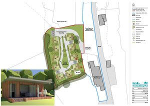 Plans for Lodge Site