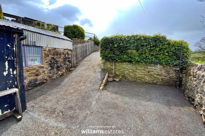 Driveway and Garden Access