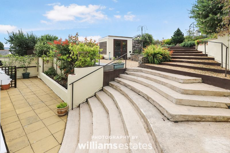 Steps To Further Garden Areas