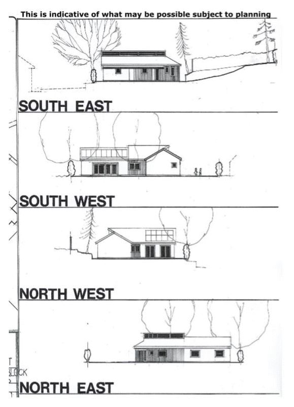 Potential Building Plot Drawings