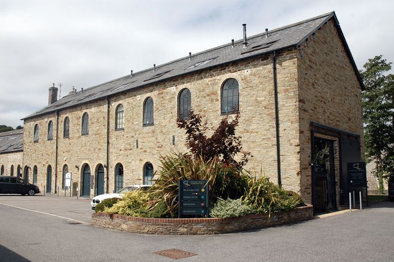 The Old Carriage Works Brunel Quays