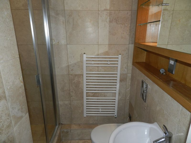 En-suite Shower Room/w.c.