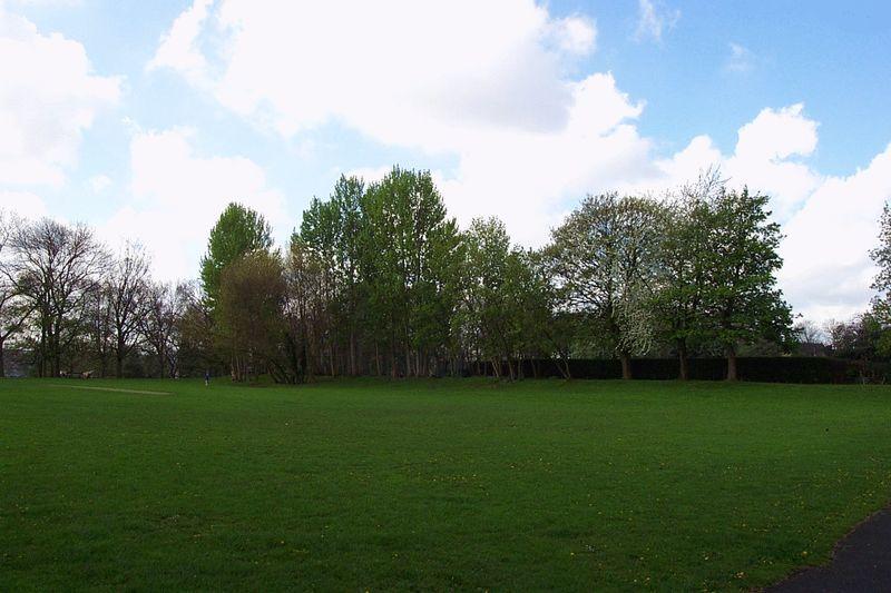 Park View Avenue Burley Park