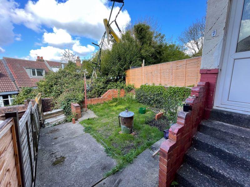 St Anns Gardens Burley