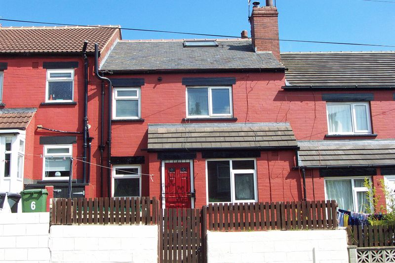 Barnbrough Street Burley