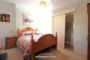 ground floor bedroom & En suite