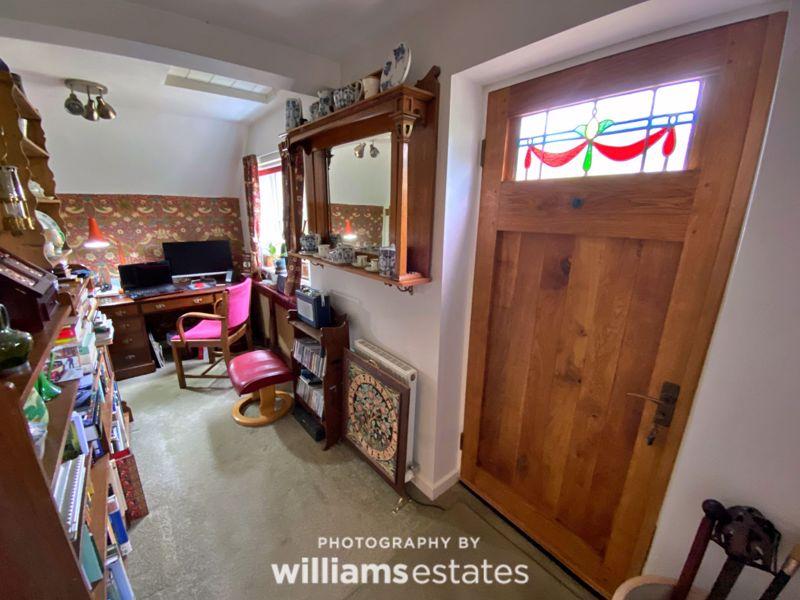 Reception hall / study