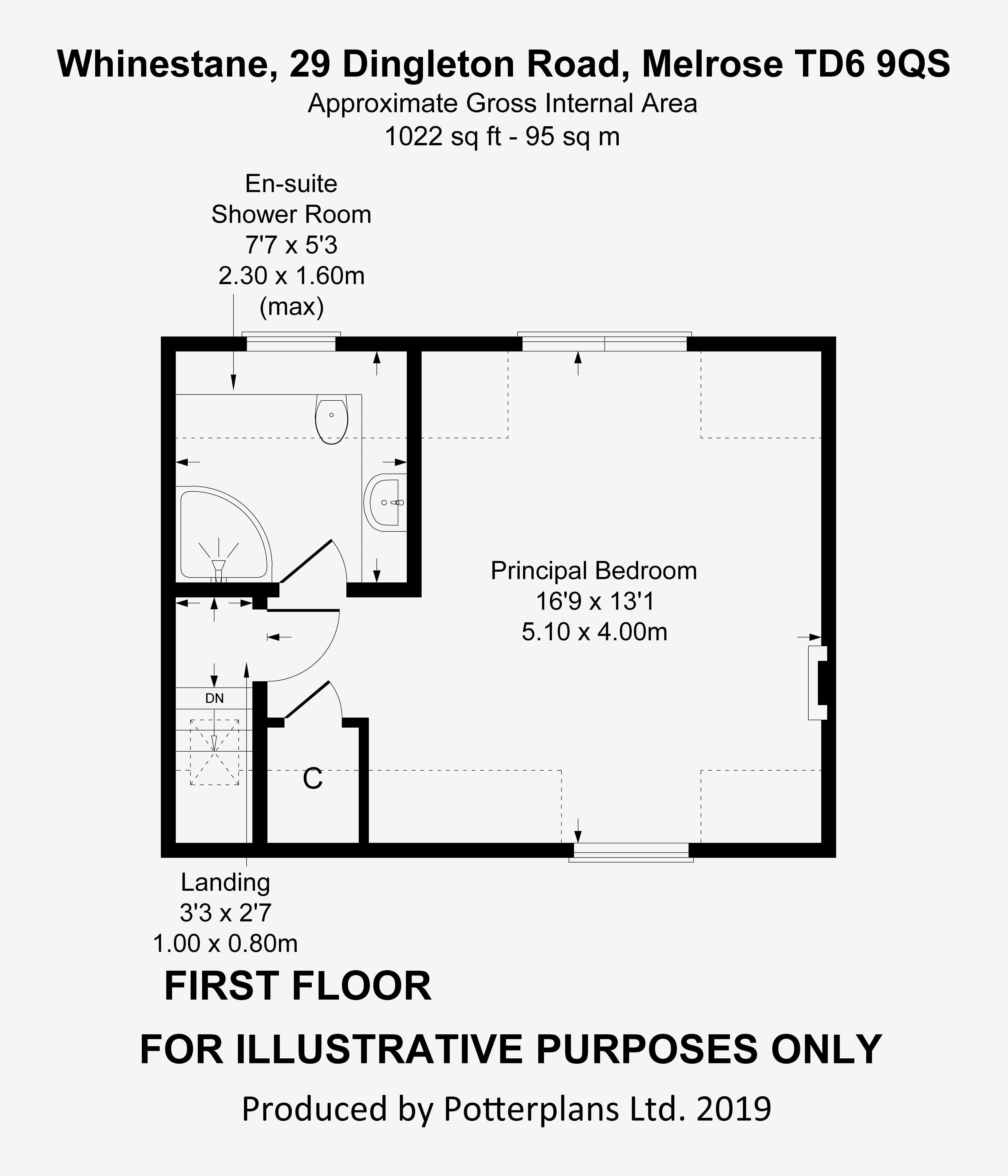 Whinestane First Floor