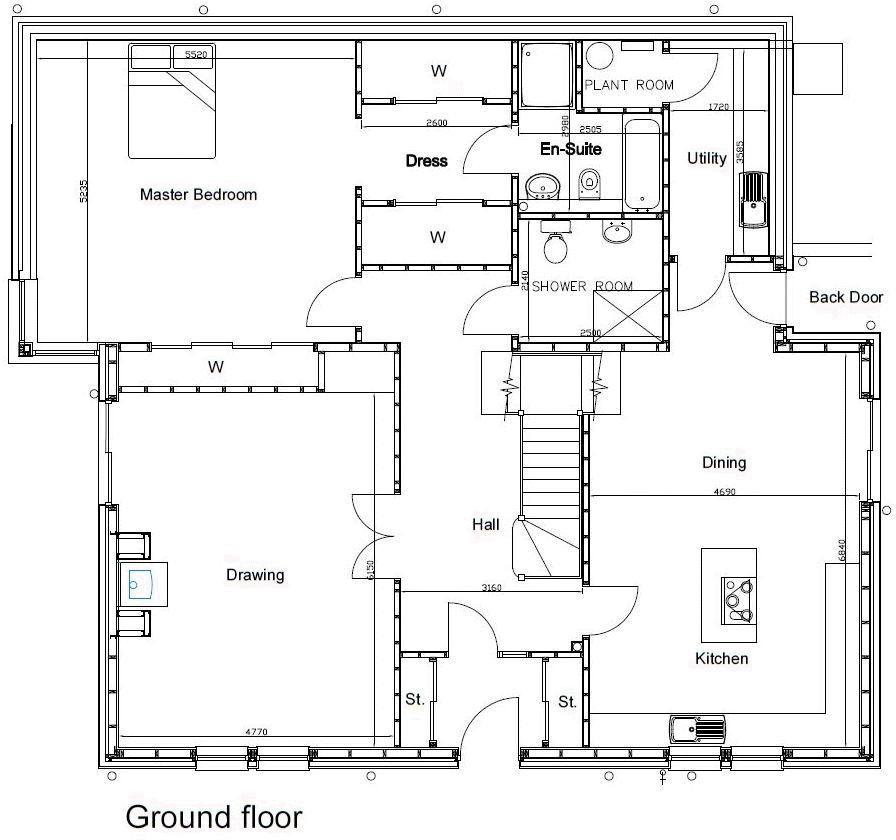 Orchardknowe Ground Floor