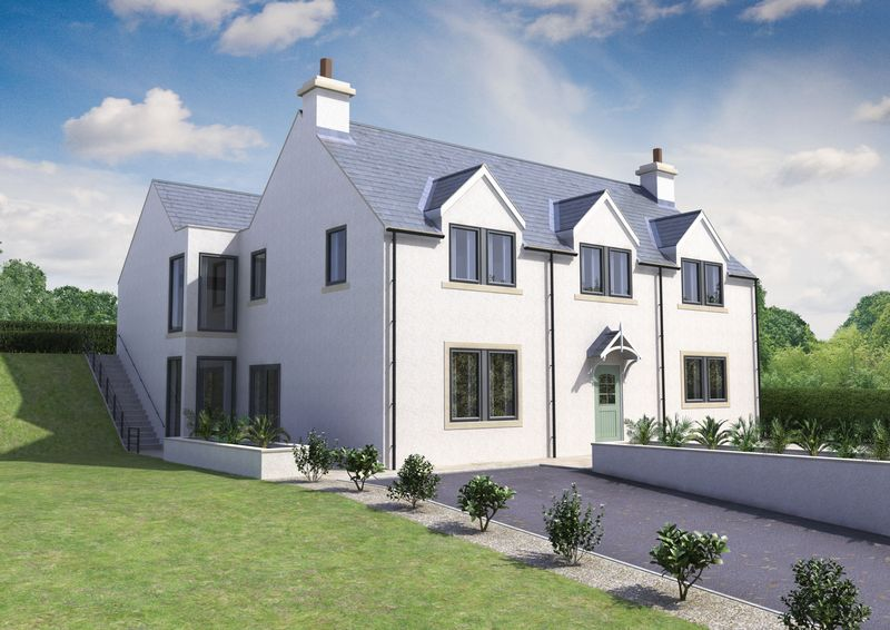Orchardknowe CGI of Front