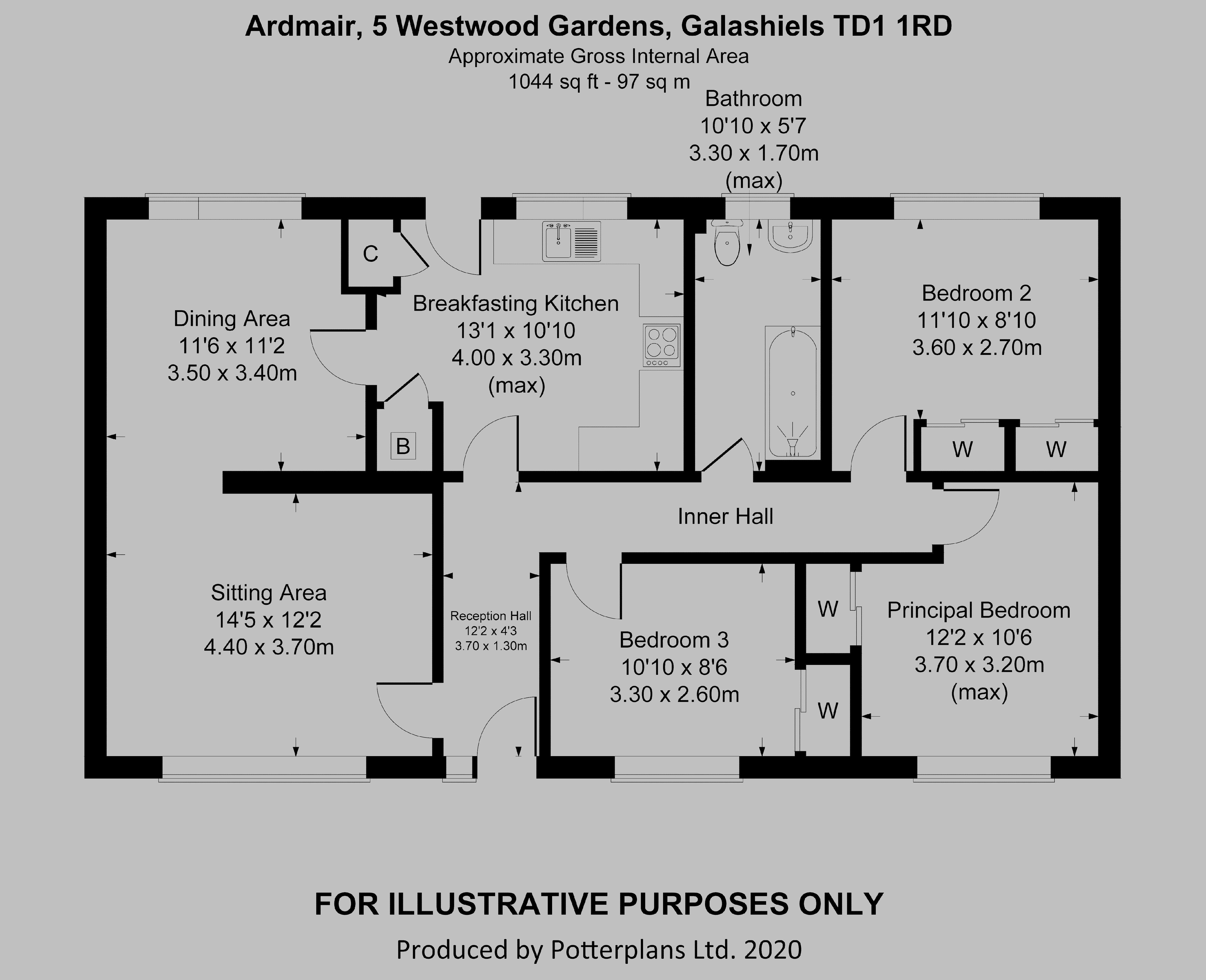 Ardmair Floorplan