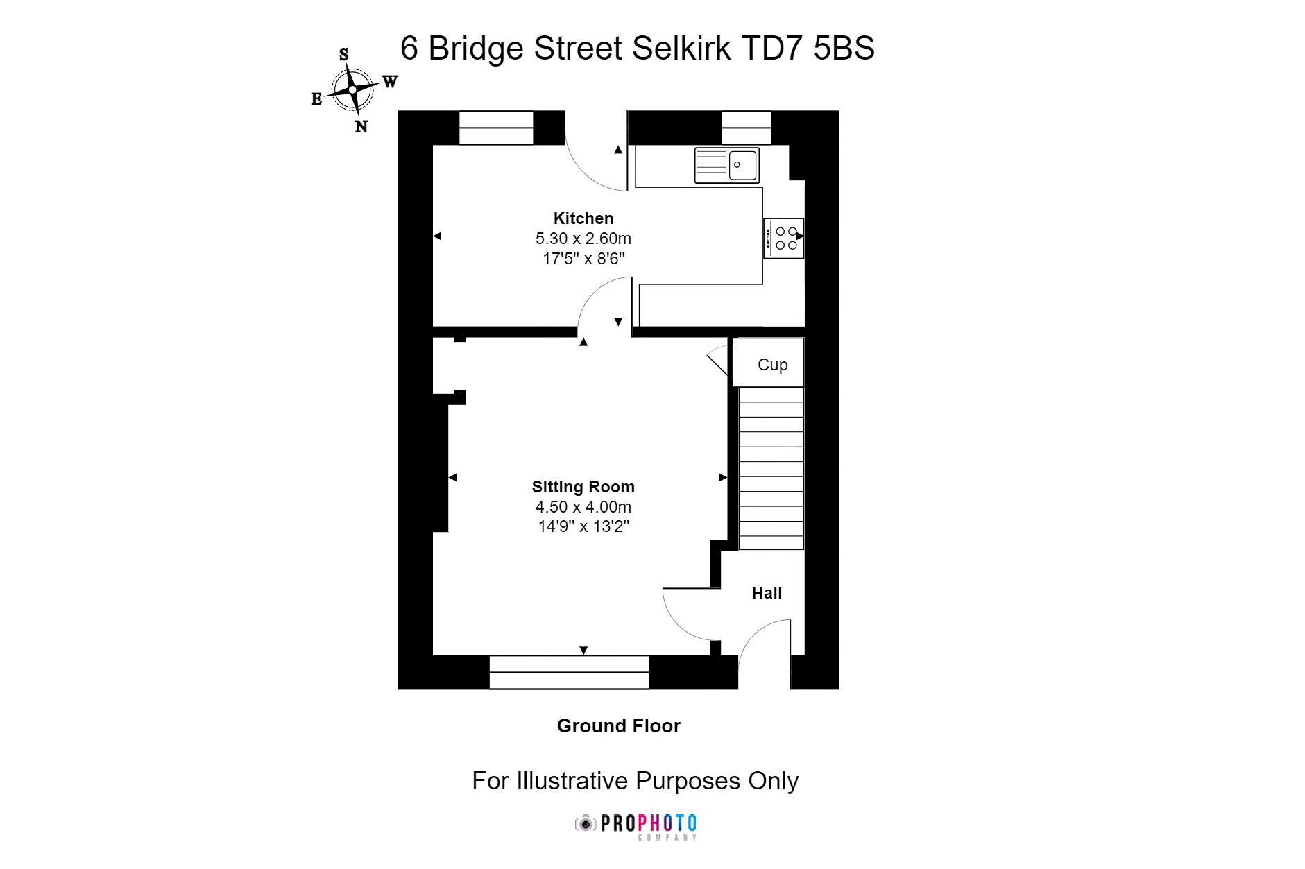 6 Bridge Street Ground Floor