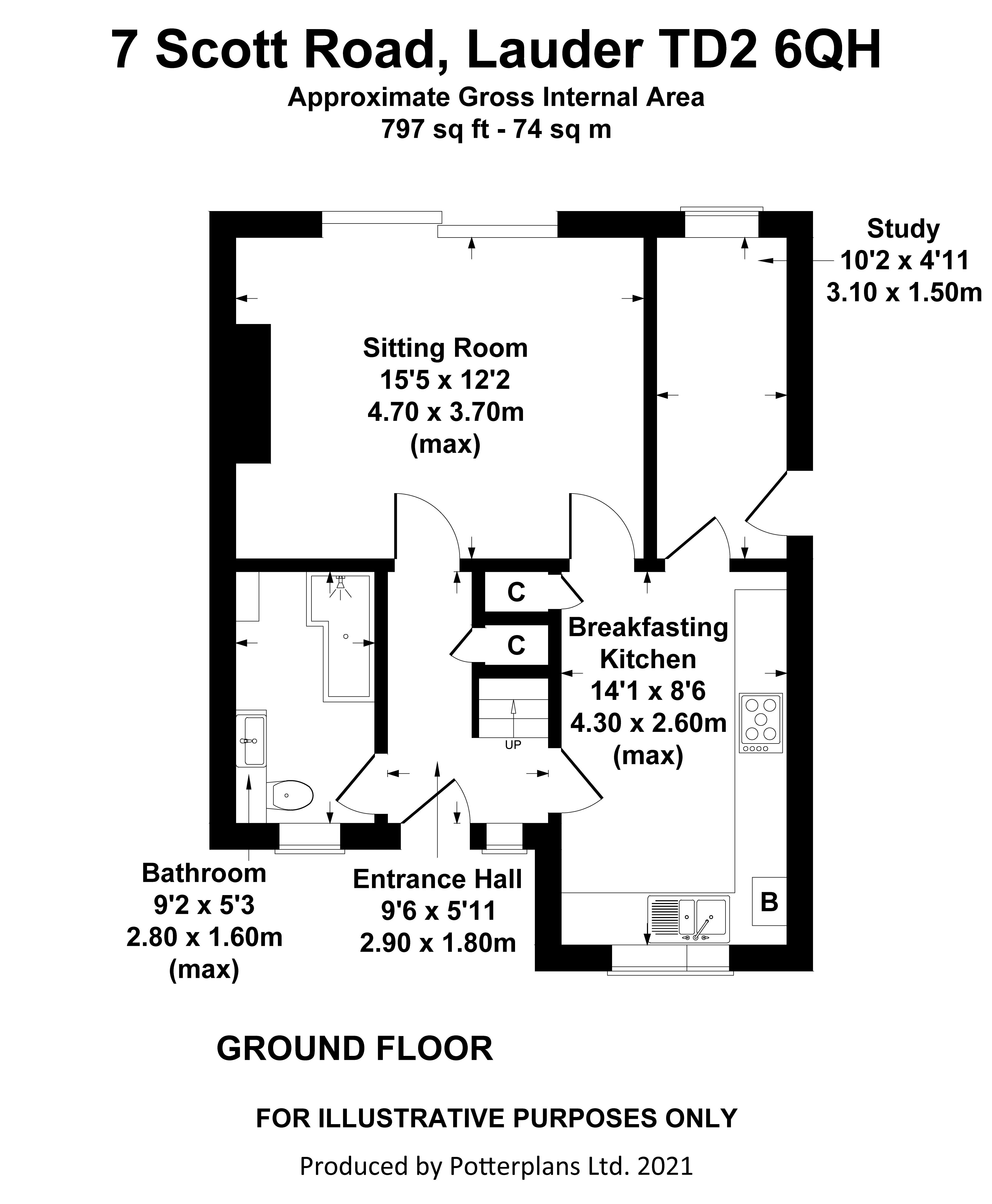 7 Scott Road Ground Floor