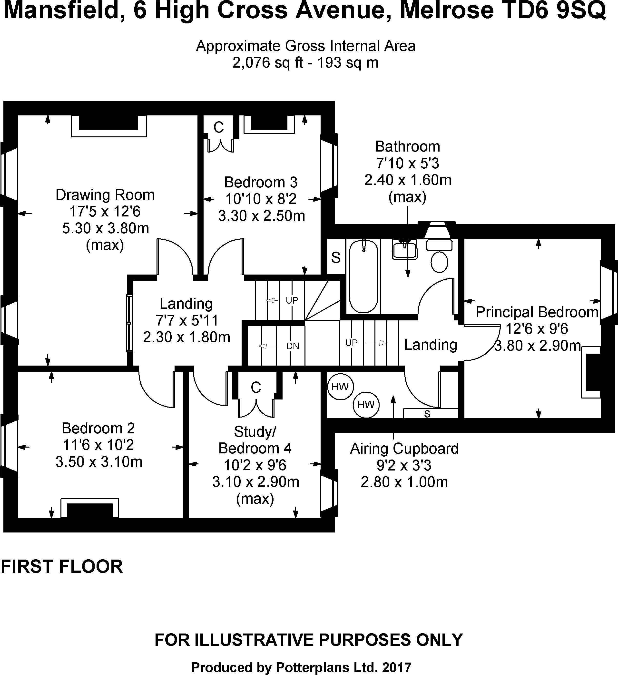 Mansfield First Floor