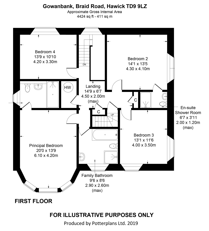 Gowanbank First Floor