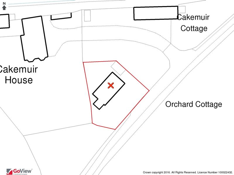 Orchard Cottage plot