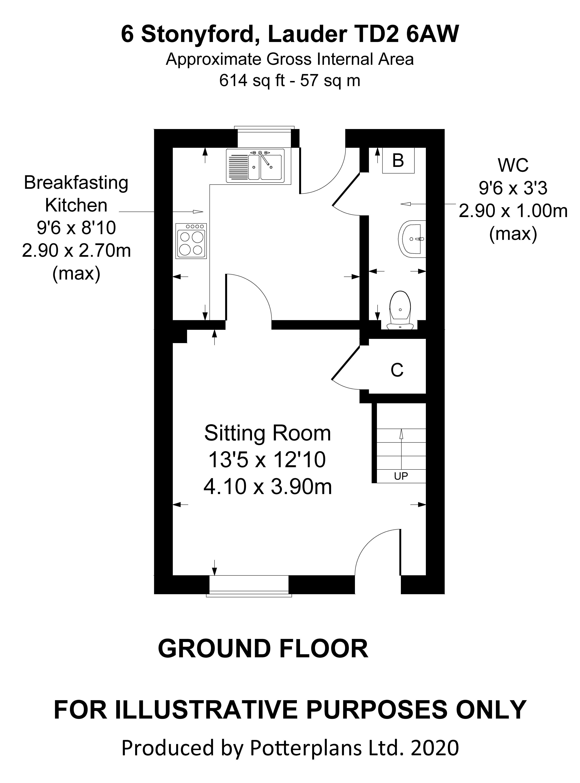 6 Stonyford Ground Floor