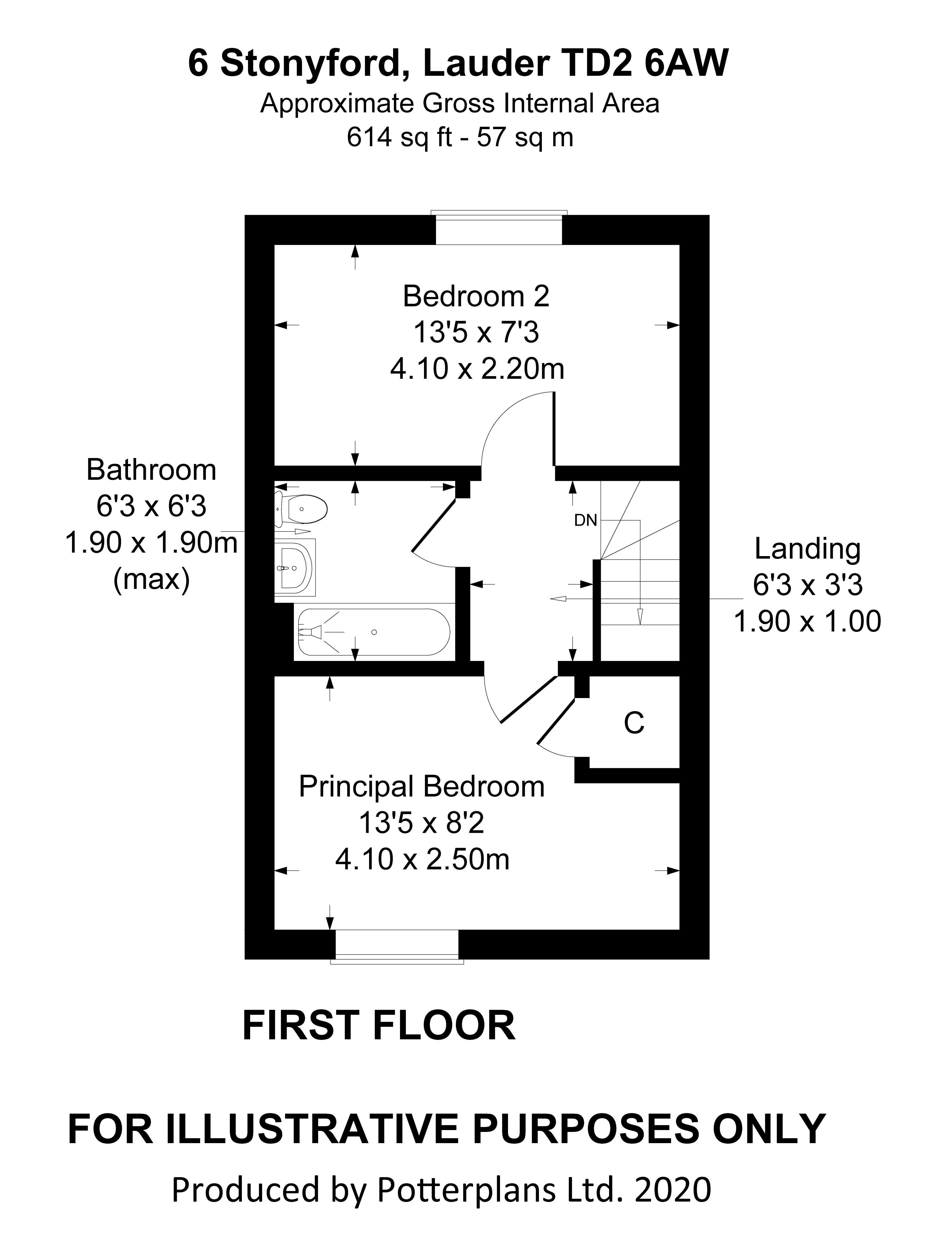6 Stonyford First Floor
