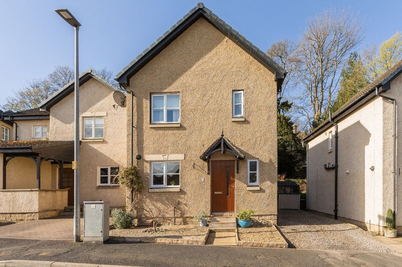 4 Annfield Gardens, Galashiels