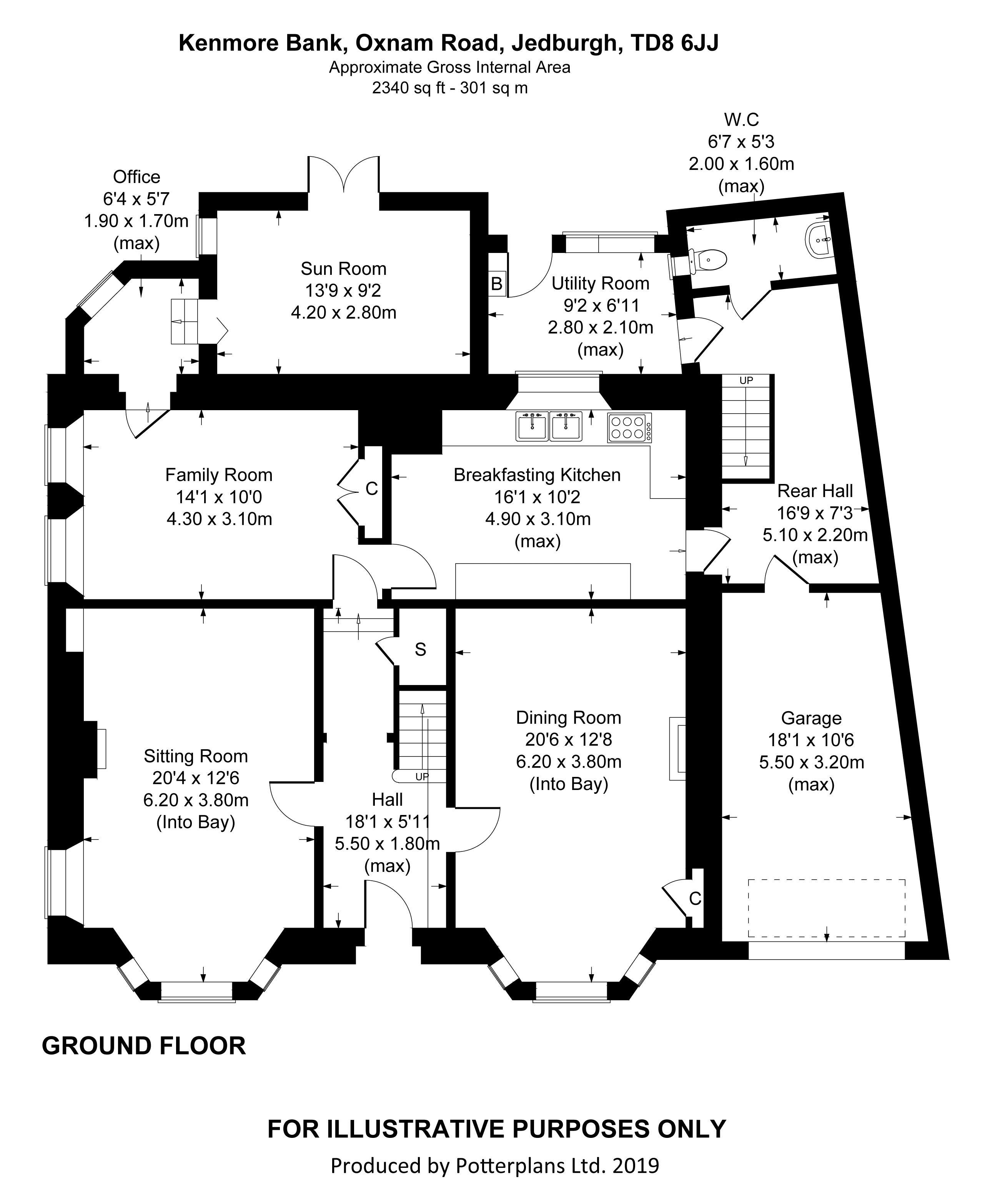 Kenmore Bank Ground Floor