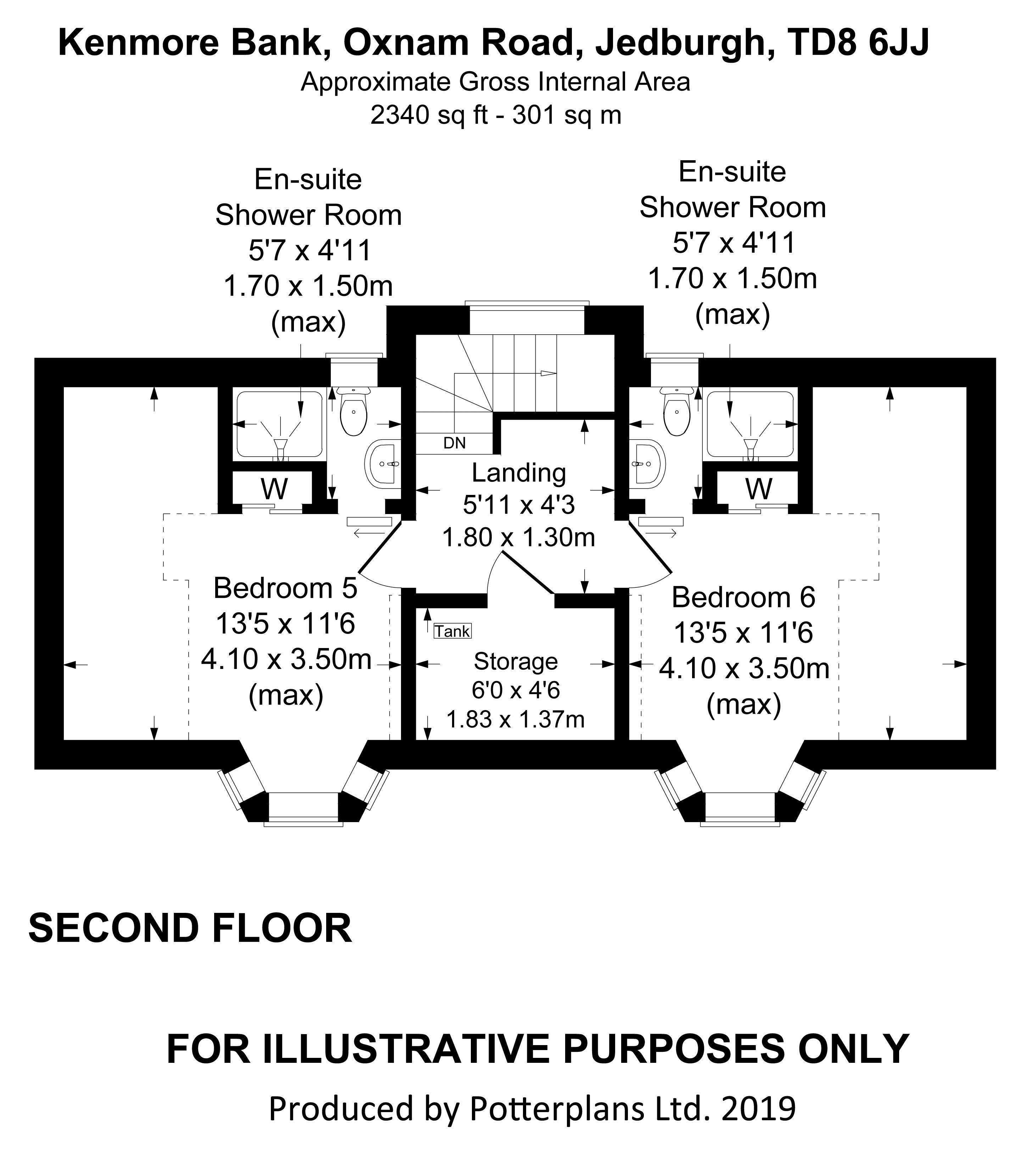 Kenmore Bank Second Floor