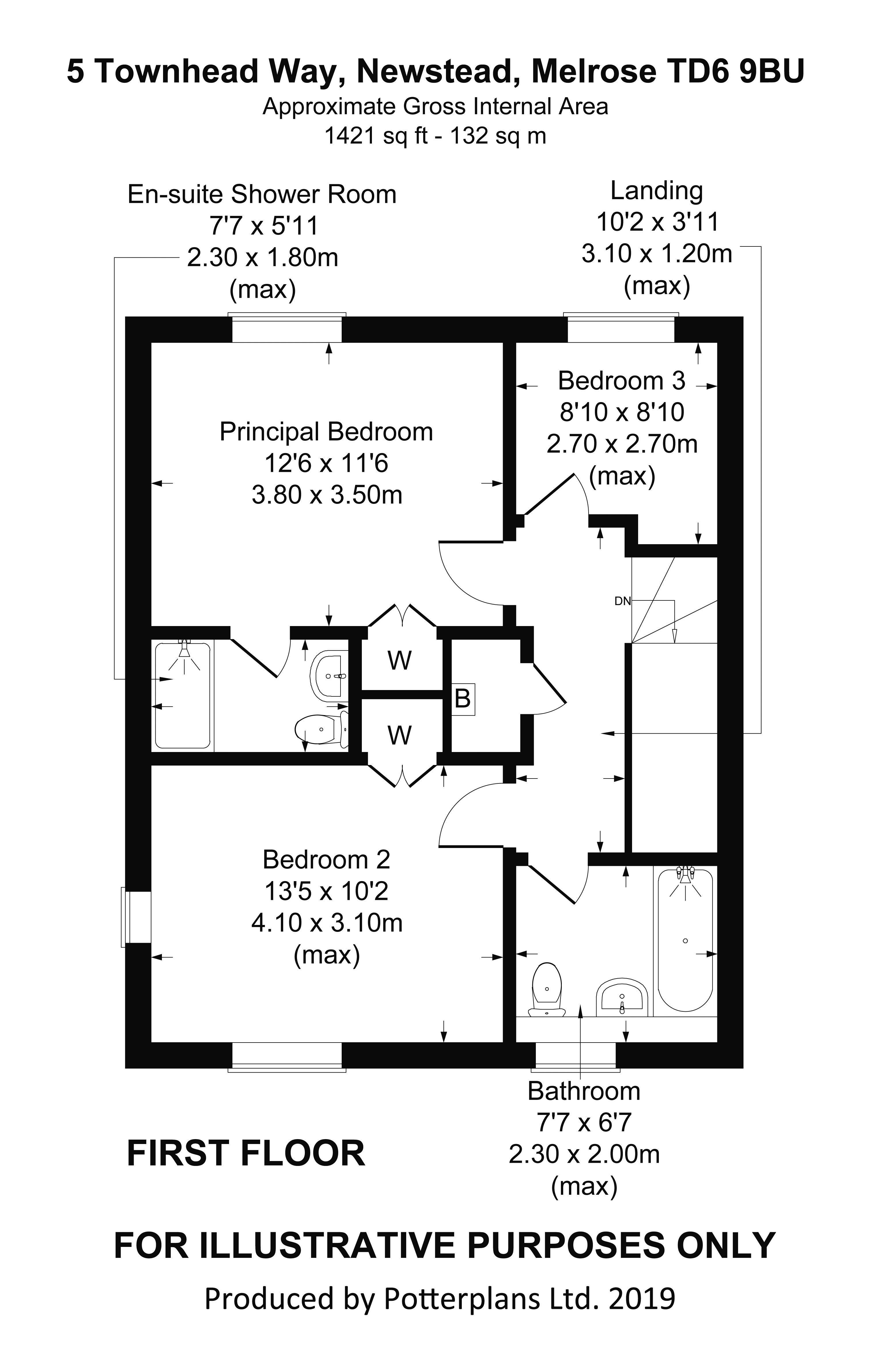 5 Townhead Way First Floor