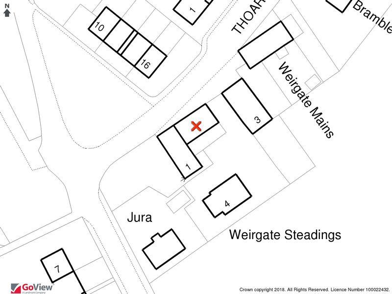 Weirgate Steading, Thoartergate St. Boswells