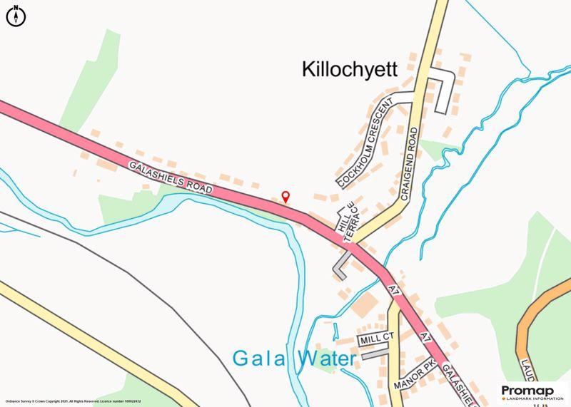 Galashiels Road Stow