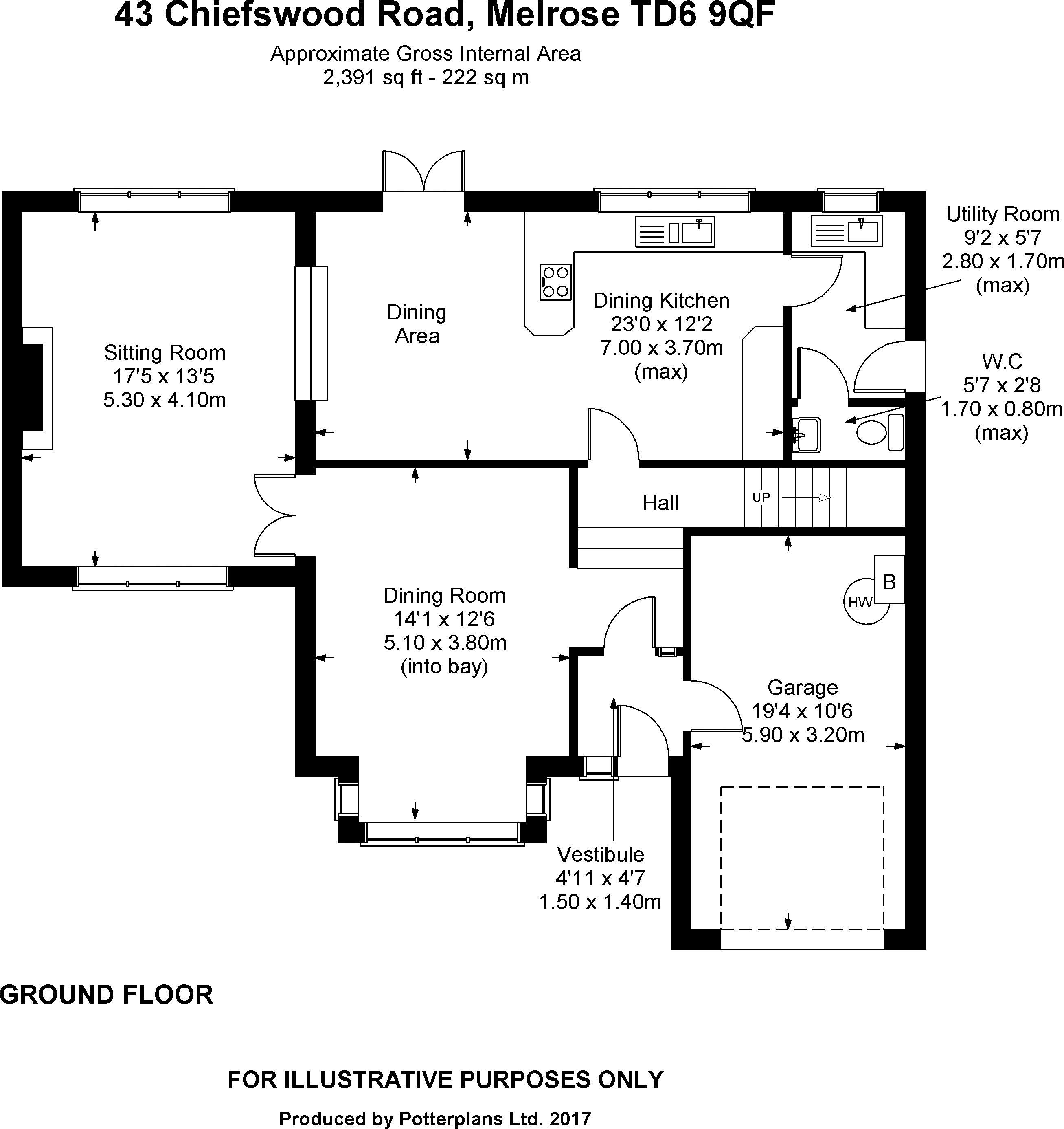 43 Chiefswood Road Ground Floor