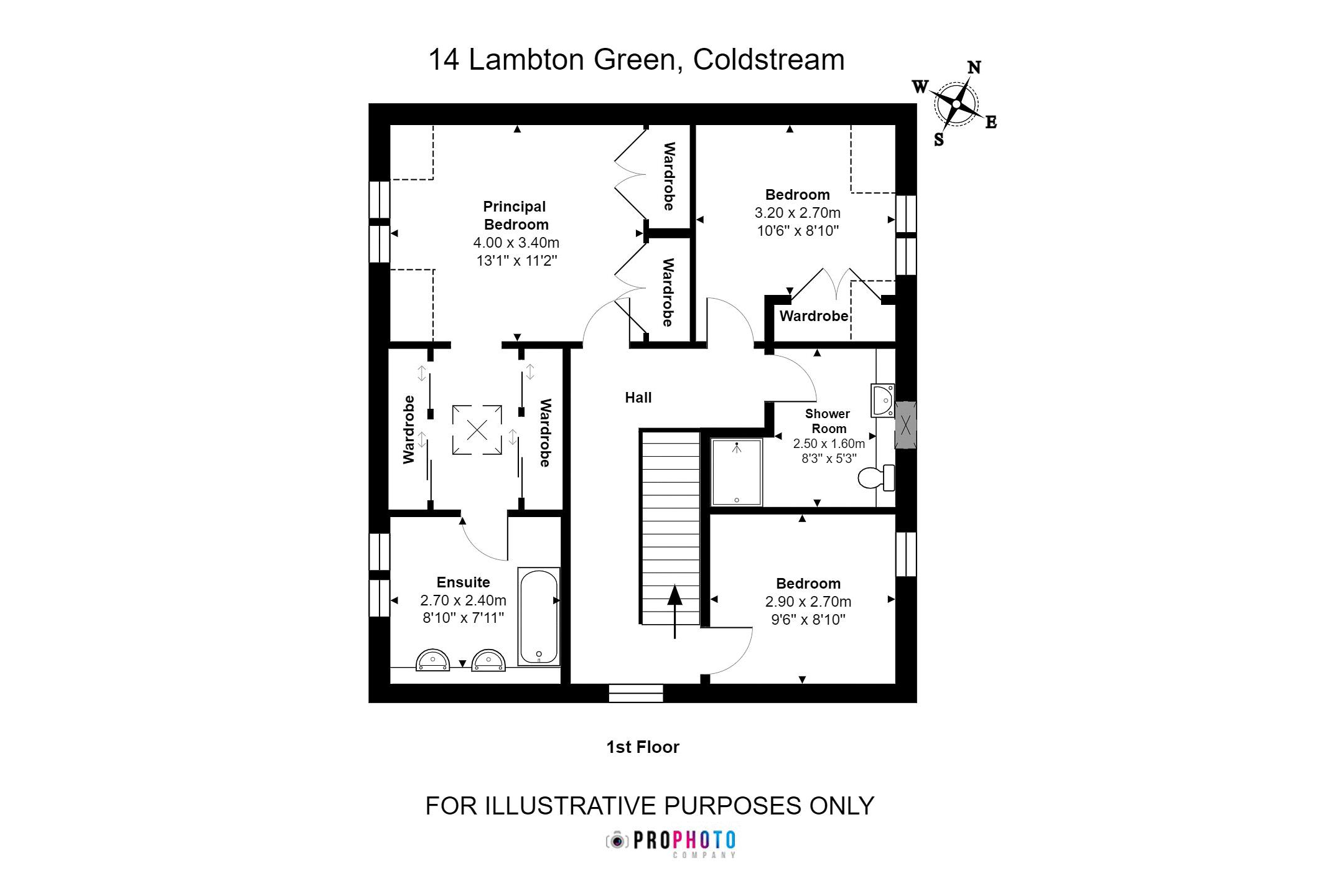 14 Lambton Green First Floor