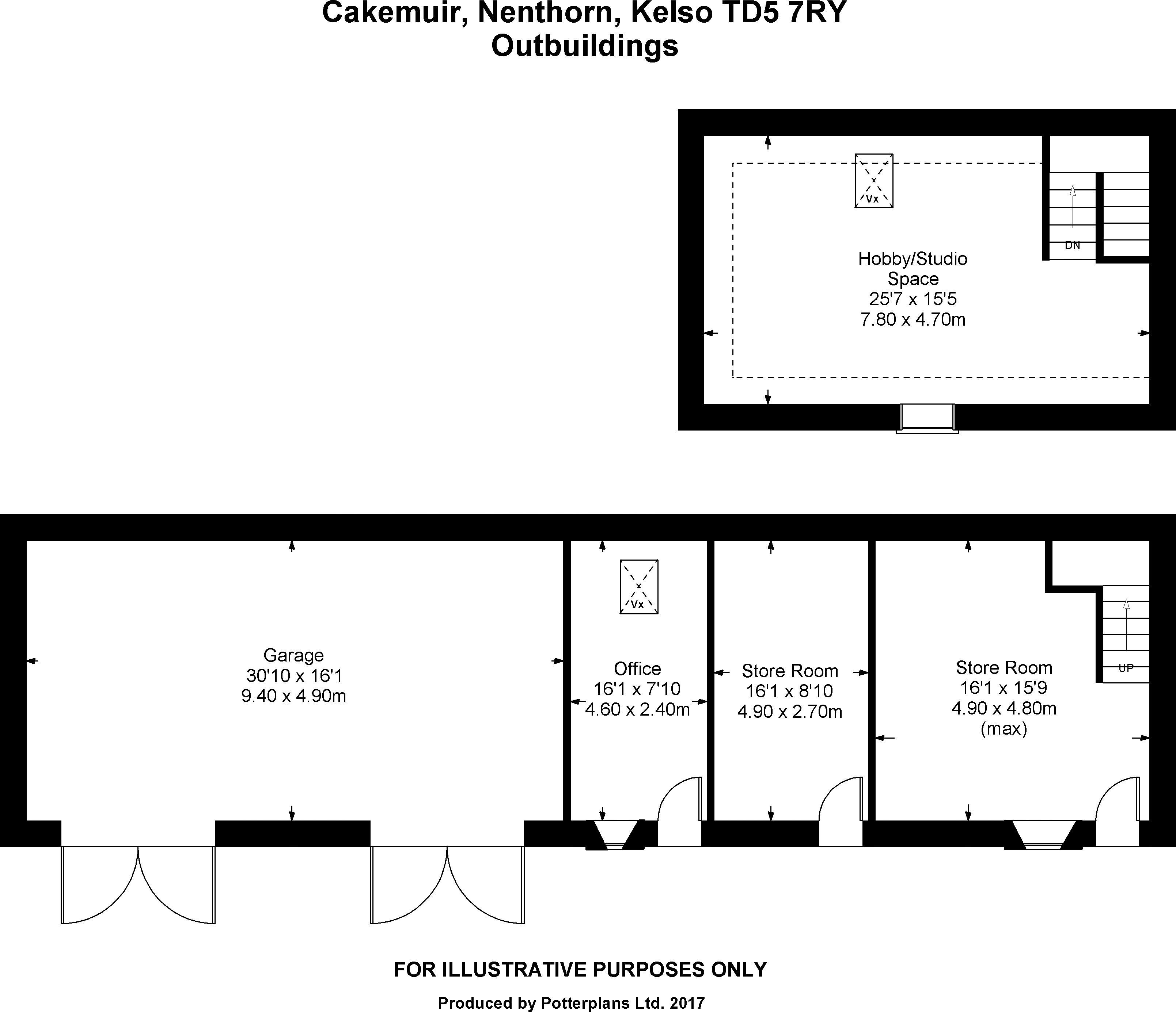 Cakemuir Outbuildings