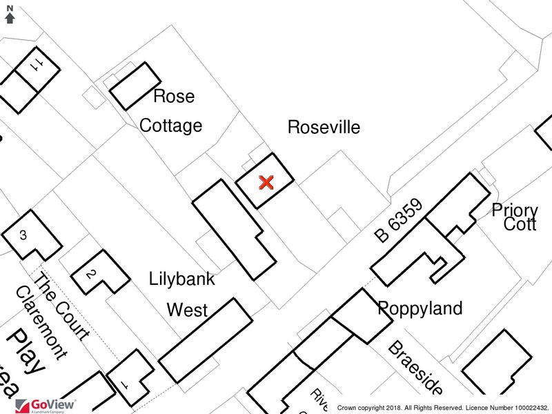 Roseville House Map