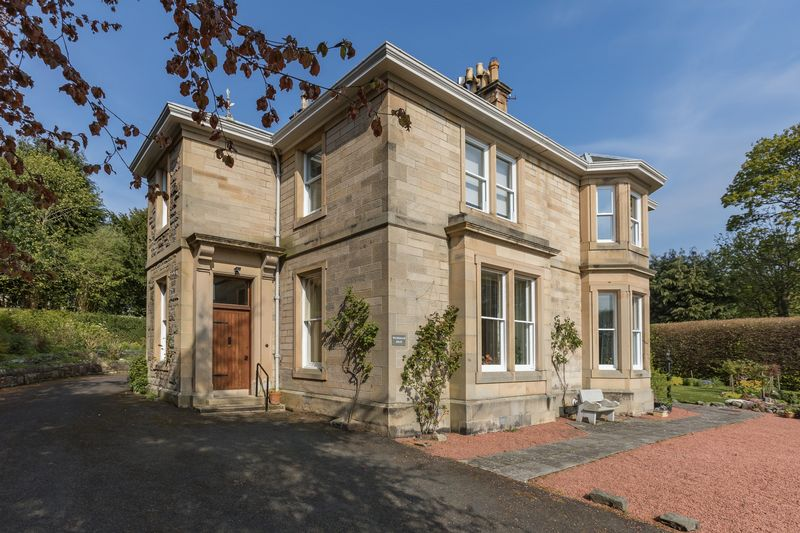 Wilderbank House, Kirkbrae, Galashiels