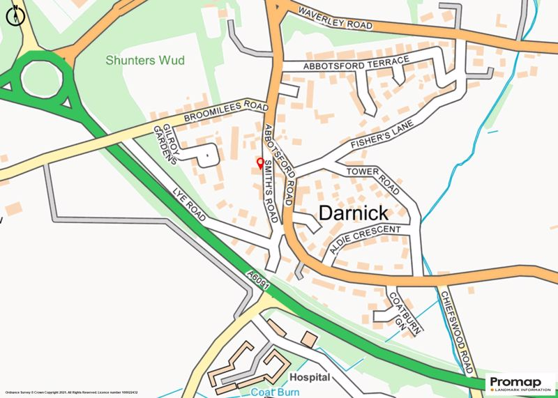 Smiths Road Darnick