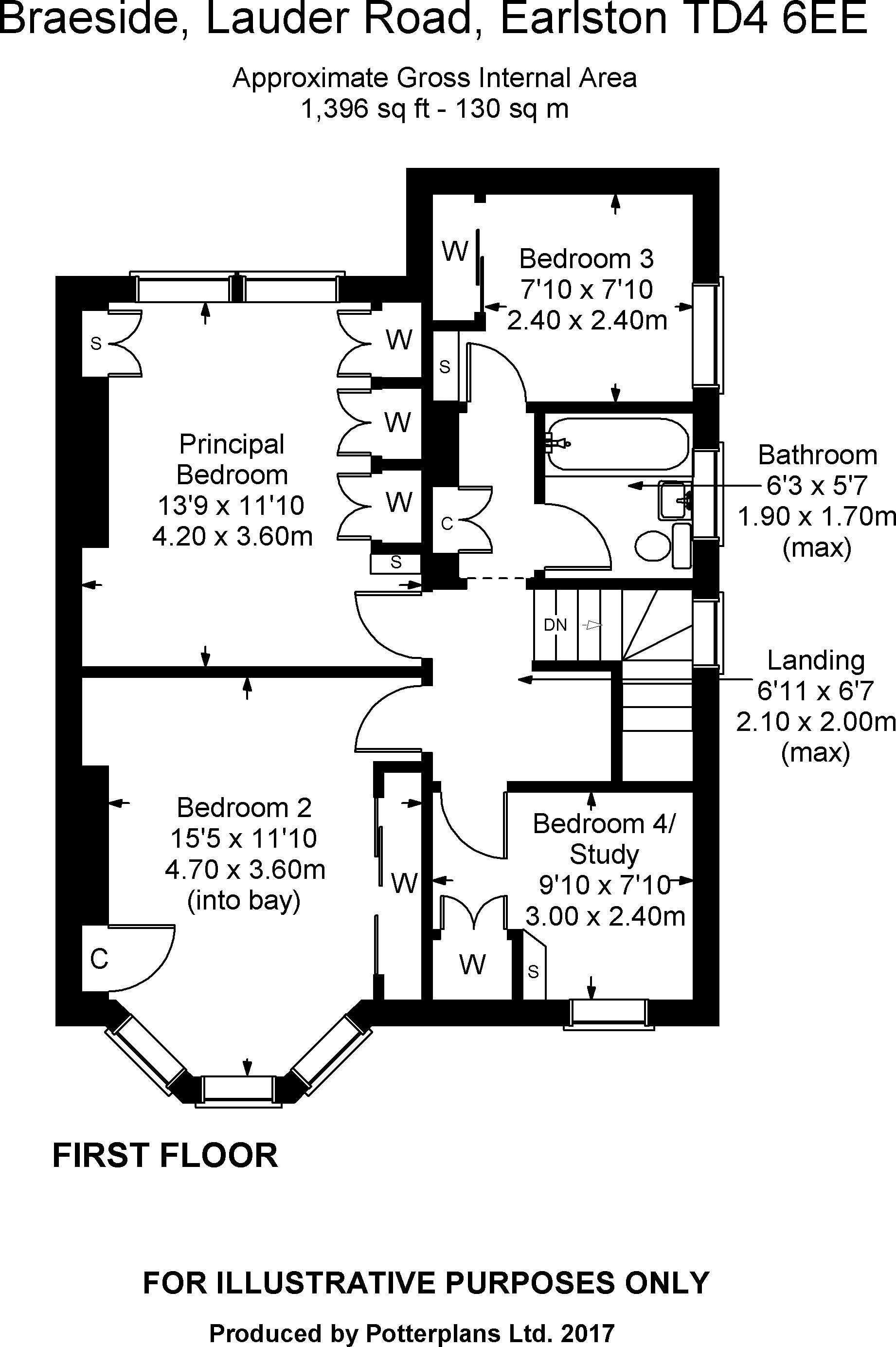 Braeside First Floor