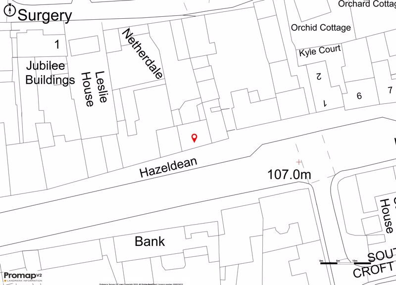 The Harbur Property Map