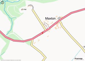 Main Street Maxton