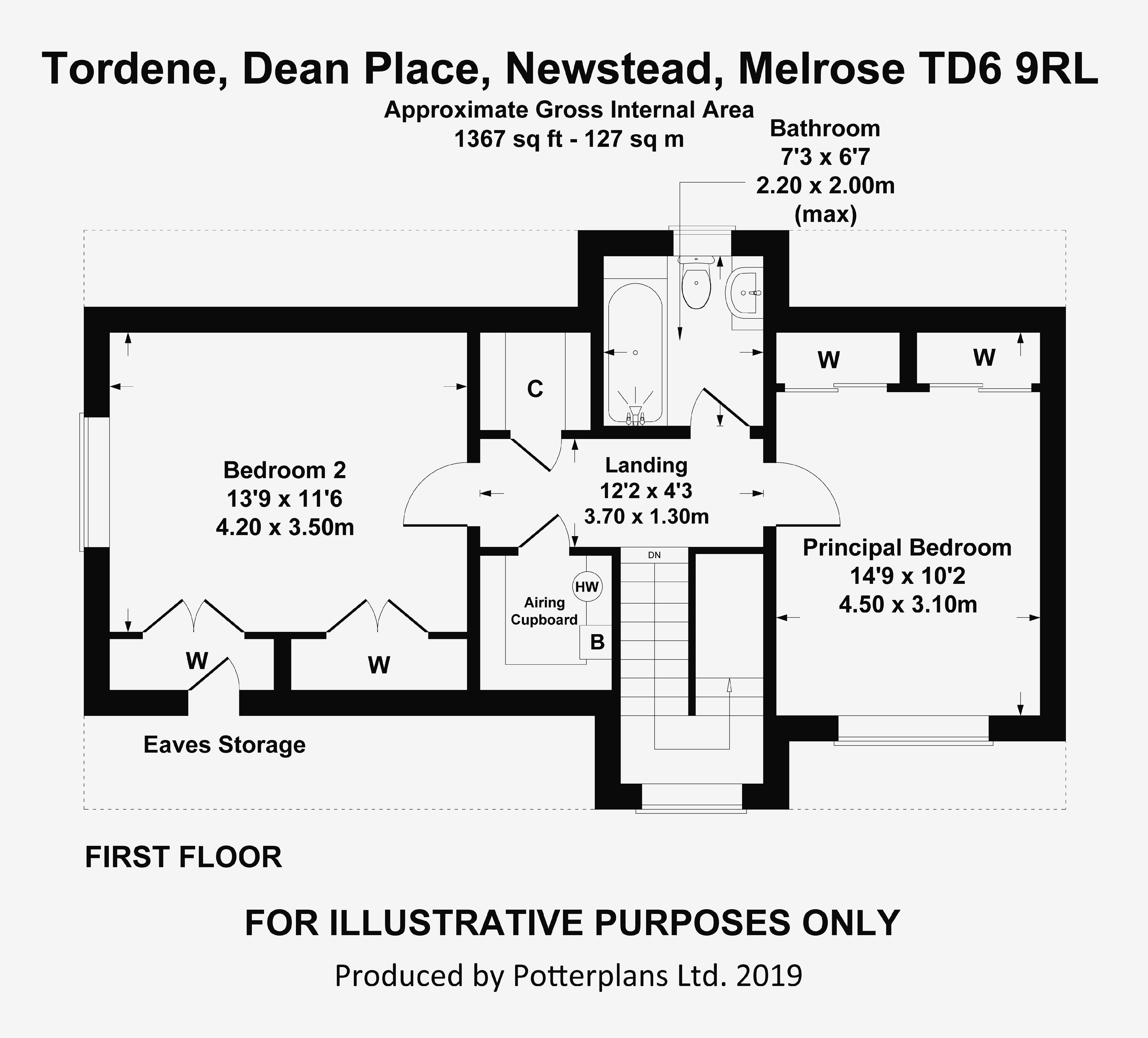 Tordene First Floor